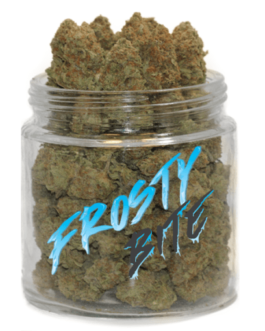 Frostbite Cannabis Strain